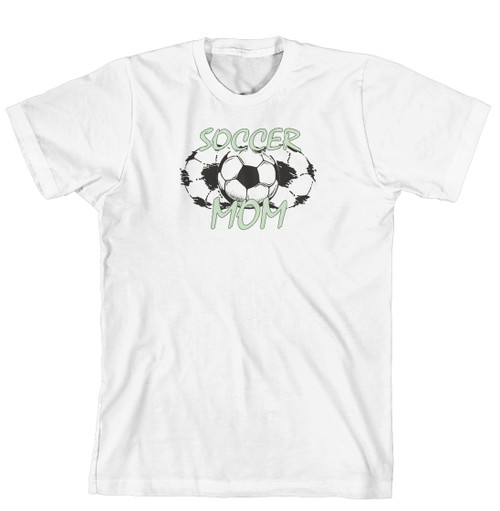 Soccer Mom - Three balls with Text (170-0056-000)