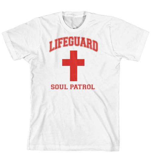 T-Shirt - Life Guard Soul Patrol (170-0013-000)