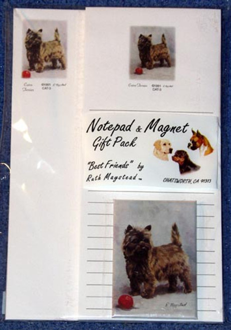 Ruth Maystead Gift Pack - Cairn Terrier (CAT3)