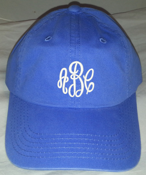 Monogrammed Port Authority Ladies Garment Washed Cap (LPWU)