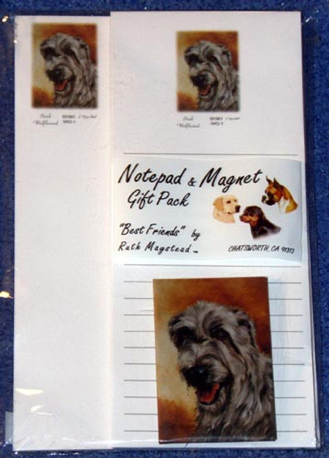 Ruth Maystead Gift Pack - Irish Wolfhound (IWO1)