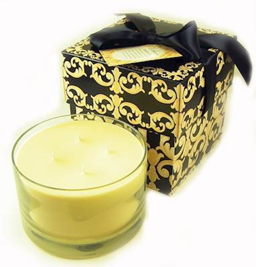 Tyler Candles EXCLUSIVE 40 oz 4-Wick Scented Jar Candle - Pineapple Crush (TYL-70104)