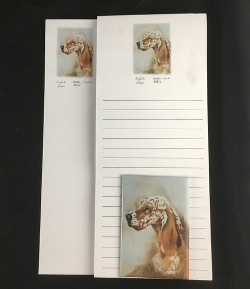 Ruth Maystead Gift Pack - English Setter (SEE1)