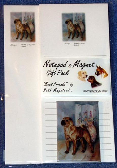 Ruth Maystead Gift Pack - Shar Pei (SHA2)