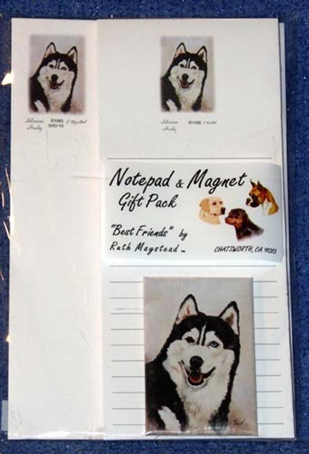 Ruth Maystead Gift Pack - Siberian Husky (SHU10)