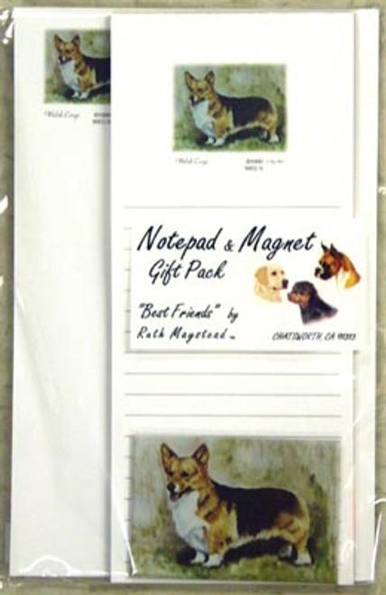 Ruth Maystead Gift Pack - Pembroke Welch Corgi (WEC5)