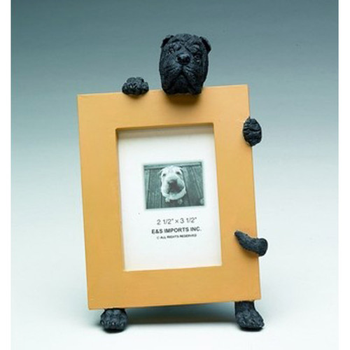 E&S Imports 2.5in x 3.5in Picture Frame - Cairn Terrier (35315-9)