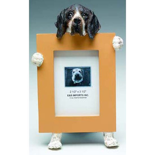 E&S Imports 2.5in x 3.5in Picture Frame - German Shorhair Pointer (35315-83)