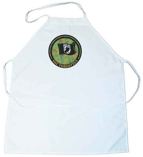 Apron -  Not Forgetten-POW-MIA (100-0043-00)