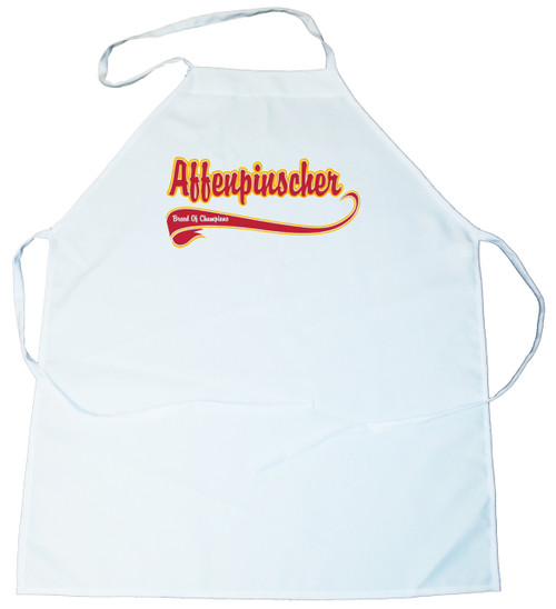 Breed of Champion Apron - Affenpinscher (100-0001-100)