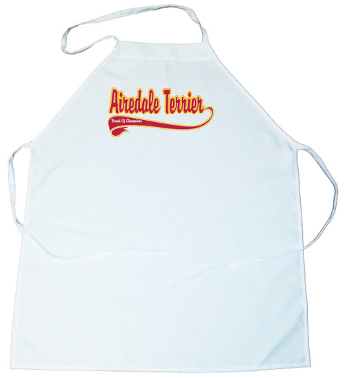Breed of Champion Apron - Airedale Terrier (100-0001-104)