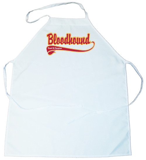 Breed of Champion  Apron - Bloodhound (100-0001-152)