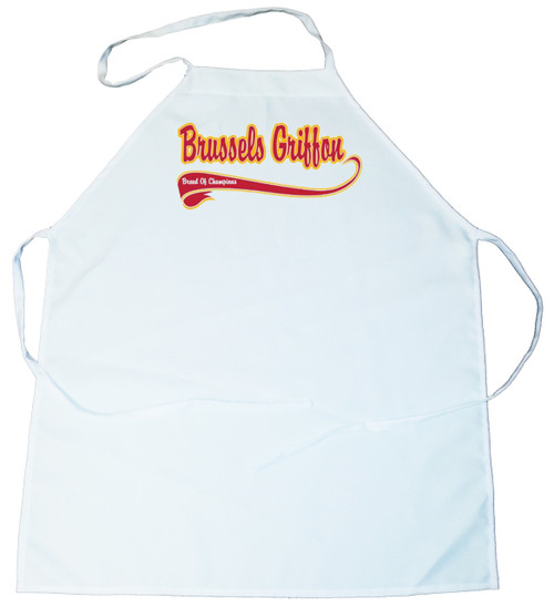Breed of Champion  Apron - Brussels Griffon (100-0001-170)