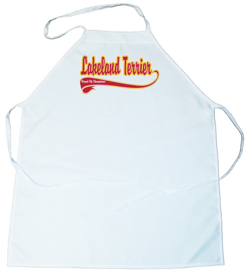 Breed of Champion  Apron - Lakeland Terrier (100-0001-286)
