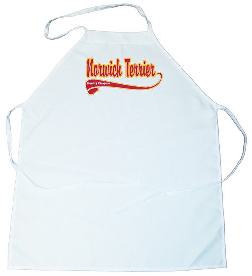 Breed of Champion  Apron - Norwich Terrier (100-0001-312)
