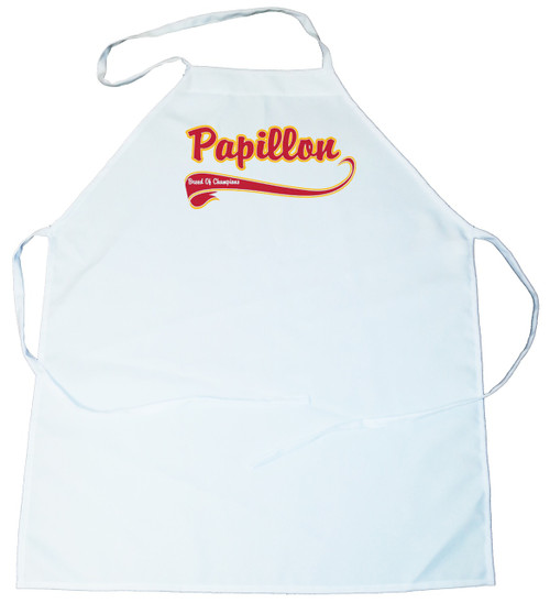 Breed of Champion  Apron - Papillon (100-0001-320)