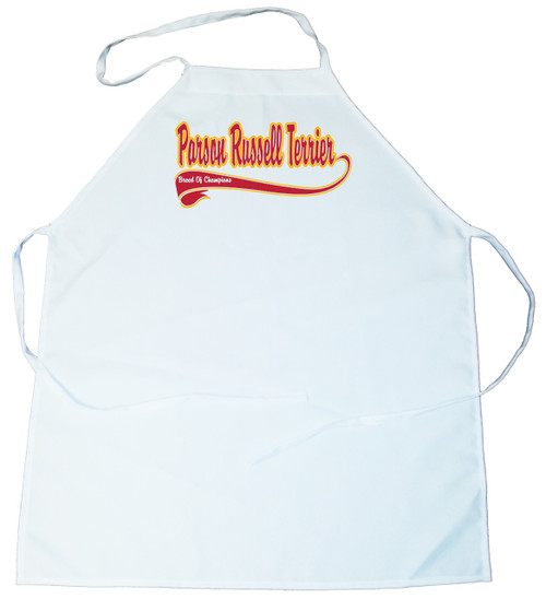 Breed of Champion  Apron - Parson Russell Terrier (100-0001-322)