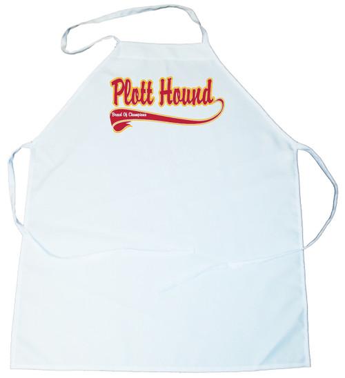 Breed of Champion  Apron - Plott Hound (100-0001-332)