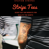 STRIPE TEE SHIRTS