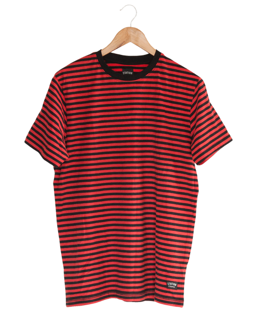 Red - Black Colourway