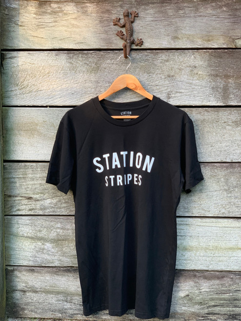 Station Stripes Corps Tee