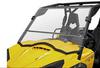 Polaris RZR 570 / 800 / XP 900 Folding Windshield by Quadboss