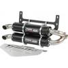 Polaris ACE 900 Dual Slip-ONS Exhaust Black by Trinity Racing