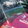 Polaris RZR 570 / 800 / XP 900 Two-Piece Windshield by Dot Weld