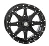 Polaris RZR 14x7 Gloss Black/Machined HD10 Wheels by STI Powersports