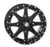 Polaris RZR 14x7 Gloss Black HD10 Wheels by STI Powersports