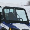 Polaris RZR 570 / 800 / XP 900 Folding Vented Windshield (Glass) (DOT Approved) by RyFab