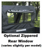 Polaris RZR 4 800/XP 4 900 Doors/Rear Window and Top No Windshield by GCL