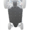 """Polaris RZR 4 XP 900 Ultimate 1/2"""" UHMW Skid Plate Kit by Factory UTV"""