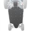 """Polaris RZR 4 XP 900 1/2"""" UHMW Skid Plate Kit by Factory UTV"""