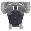 "Polaris RZR 4 800 1/2"" UHMW Full Skid Plate by Factory UTV"