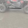 "Polaris RZR 1000 S 3/8"" UHMW Rock Sliders by Factory UTV"