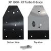 "Polaris RZR 4 XP 1000 Ultimate 3/8"" UHMW Package by Factory UTV"