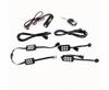 Polaris RZR 4 Piece ColorADAPT Series RGB Multi-Color Accent Light Kit by Race Sport