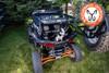 Polaris RZR 1000 Ruff Rider Padded Heat Shield by Razorback Offroad