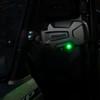 Polaris RZR 1.75″ Round Tube Pursuit Night Vision Series Side View Mirror with Dual Mode LEDs by Seizmik