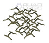 Polaris RZR 570 Roll Cage Spring H-Clips by Quad Logic