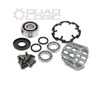"""Polaris RZR 1000 """"S"""" Billet Front Differential Rebuild Kit by Quad Logic"""