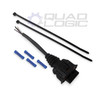 Polaris RZR 1000/ Turbo EFI Bosch T-Map Sensor Pigtail Harness Repair Kit by Quad Logic