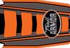 Polaris RZR 4 XP 1000 Graphics for Hard Top Roof Titanium Matte Metallic by Trail Armor