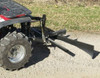 Polaris RZR Rear Blade (DirtWorks) by Kolpin