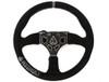 Polaris RZR 350R Suede Steering Wheel