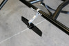 "Polaris RZR RS1 1.75"" 5"" Long Extended Billet Aluminum Rear View Mirror Arm by UTV Inc."