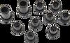Polaris RZR 4 900 Rear Independent Suspension Bushing Kit Black by Moose