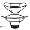 Polaris RZR 170 Front Rear Bumper Brace Bundle by RT PRO