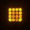 Polaris RZR 4 Inch Work Light 48 Watt Spot RGB Accent Fracture Series Quad-Lock/Interlock by Quake LED